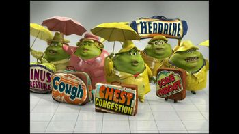 Mucinex Fast Max TV Spot, 'If it's not one it's the Other' - 130 commercial airings