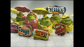Mucinex Fast Max TV Spot, 'If it's not one it's the Other'