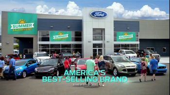 Ford Summer Sales Event TV Spot, 'Final Days' - 87 commercial airings