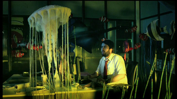 Super 8 TV Spot for Deep-Sea Office