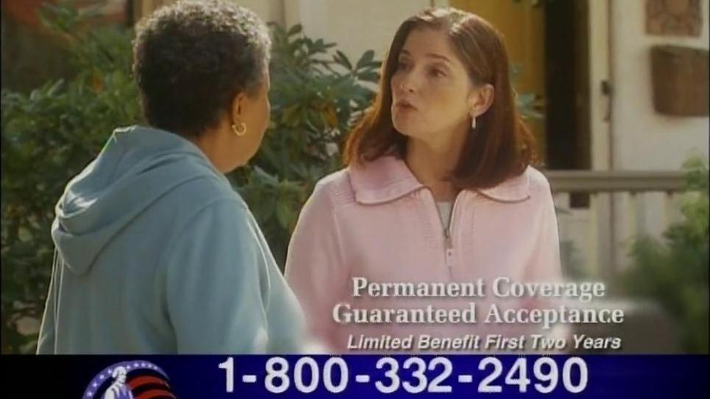 Colonial Penn Life Insurance Quotes Cool Colonial Penn Tv Commercial 'neighbors'  Ispot.tv