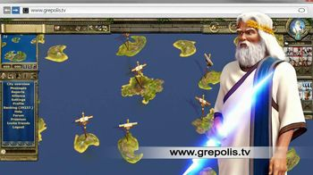 Grepolis TV Spot, \'Build Your Empire\'