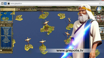 Grepolis TV Spot, 'Build Your Empire'