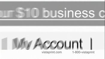 Vistaprint TV Spot for Simplicity - Thumbnail 5