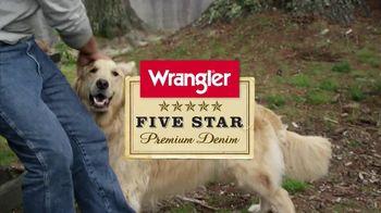 Wrangler TV Spot for Comfort Zone