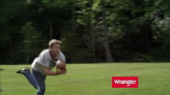 Wrangler TV Spot for Comfort Zone - Thumbnail 1