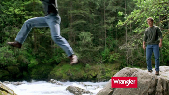 Wrangler TV Spot for Comfort Zone - Thumbnail 2