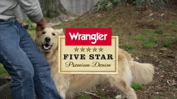 Wrangler TV Spot for Comfort Zone