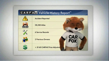 Carfax TV Spot For Carfax Seal Of Approval - Thumbnail 10