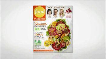 Food Network Magazine TV Spot, 'Summer'