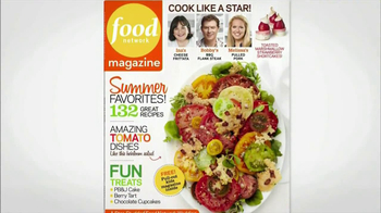 Food Network Magazine TV Spot, 'Summer' - Thumbnail 3