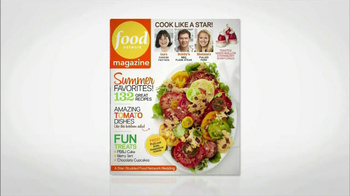 Food Network Magazine TV Spot, 'Summer' - Thumbnail 6