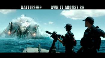 Battleship Blu-Ray and DVD TV Spot