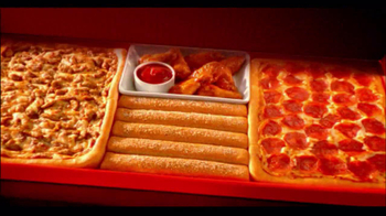 Pizza Hut Big Dinner Box with 2-Liter Pepsi TV Spot - Thumbnail 2