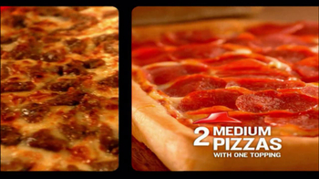 Pizza Hut Big Dinner Box with 2-Liter Pepsi TV Spot - Thumbnail 4