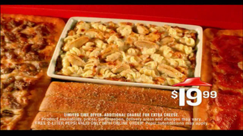 Pizza Hut Big Dinner Box with 2-Liter Pepsi TV Spot - Thumbnail 8