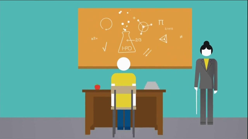 Exxon Mobil TV Commercial, 'Let's Solve This: Investing in Education'