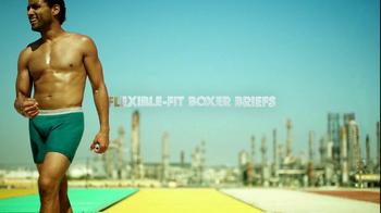 Fruit of the Loom Flexible-Fit Boxer BriefsTV Spot Song Whisper City - Thumbnail 9