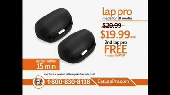 Lap Pro TV Spot, 'Stop Struggling' - Thumbnail 7