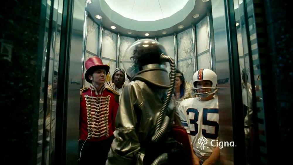 Cigna Go You TV Commercial, 'Costumes'