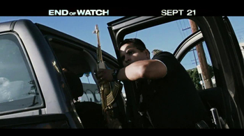 End of Watch - Alternate Trailer 10