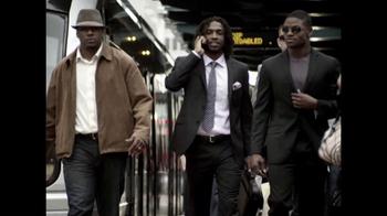 Men's Wearhouse TV Spot, 'Suits Today' - Thumbnail 4