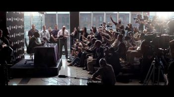 VISA TV Spot for 'Tough Interview Questions' Feat. Ray Lewis