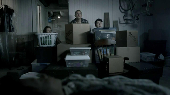 Rite Aid Flu Shot TV Spot, 'Basement Hideout'