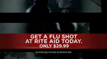 Rite Aid Flu Shot TV Spot, 'Basement Hideout' - Thumbnail 7
