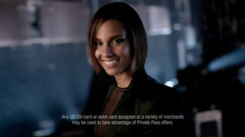Citi Private Pass TV Spot, 'Break-Up' Featuring Alicia Keys - Thumbnail 8