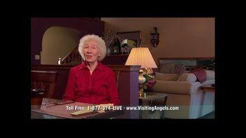Visiting Angels TV Spot 'A Little Help'