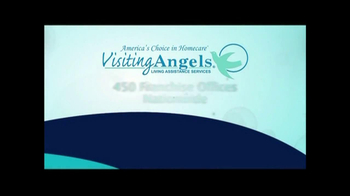 Visiting Angels TV Spot 'A Little Help' - Thumbnail 8