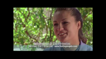 Visiting Angels TV Spot 'A Little Help' - Thumbnail 5