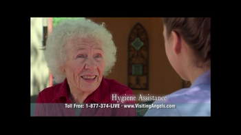 Visiting Angels TV Spot 'A Little Help' - Thumbnail 7