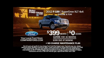 Built Ford Tough Sales Event TV Spot, 'Long Yardage' Featuring Dennis Leary - Thumbnail 9