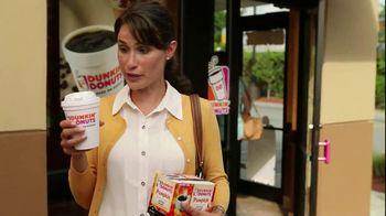 Dunkin' Donuts K-Cup Pumpkin Coffee TV Spot