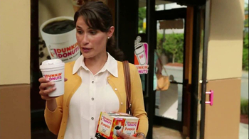 Dunkin' Donuts K-Cup Pumpkin Coffee TV Spot - 174 commercial airings