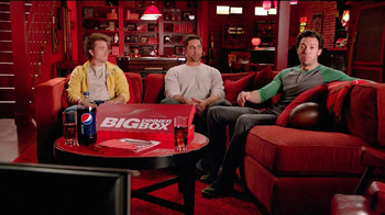 Pizza Hut Big Dinner Box TV Spot 'Hush' Featuring Aaron Rodgers - Thumbnail 1
