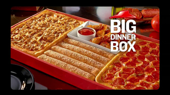 Pizza Hut Big Dinner Box TV Spot 'Hush' Featuring Aaron Rodgers - Thumbnail 6