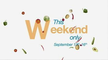 Jenny Craig TV Spot 'Weekend of Weight Loss' - 44 commercial airings