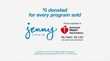 Jenny Craig TV Spot 'Weekend of Weight Loss' - Thumbnail 7