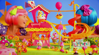 Lalaloopsy Silly Funhouse Park TV Spot