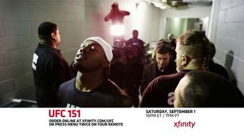 XFINITY On Demand TV Spot, 'UFC 151' - Thumbnail 2