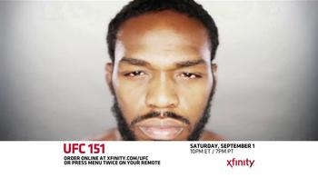 XFINITY On Demand TV Spot, 'UFC 151' - Thumbnail 3