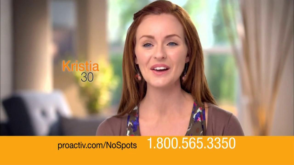 Proactiv TV Commercial for Testimonials