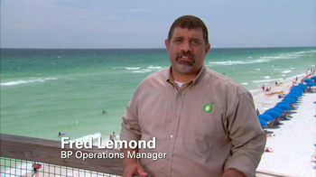 BP TV Spot, 'Commitment to the Gulf'