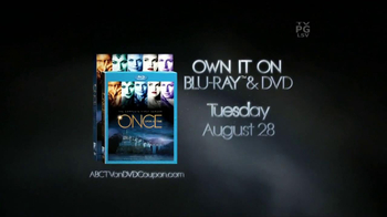 ABC TV Spot for One Upon A Time Blu-Ray
