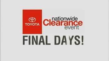 Toyota TV Spot for Camry, Corolla, Avalon - Thumbnail 6