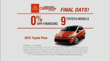 Toyota TV Spot for Camry, Corolla, Avalon - Thumbnail 8