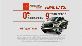 Toyota TV Spot for Camry, Corolla, Avalon - Thumbnail 9